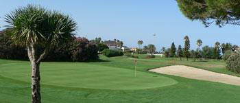 Costa Ballena ocean golf