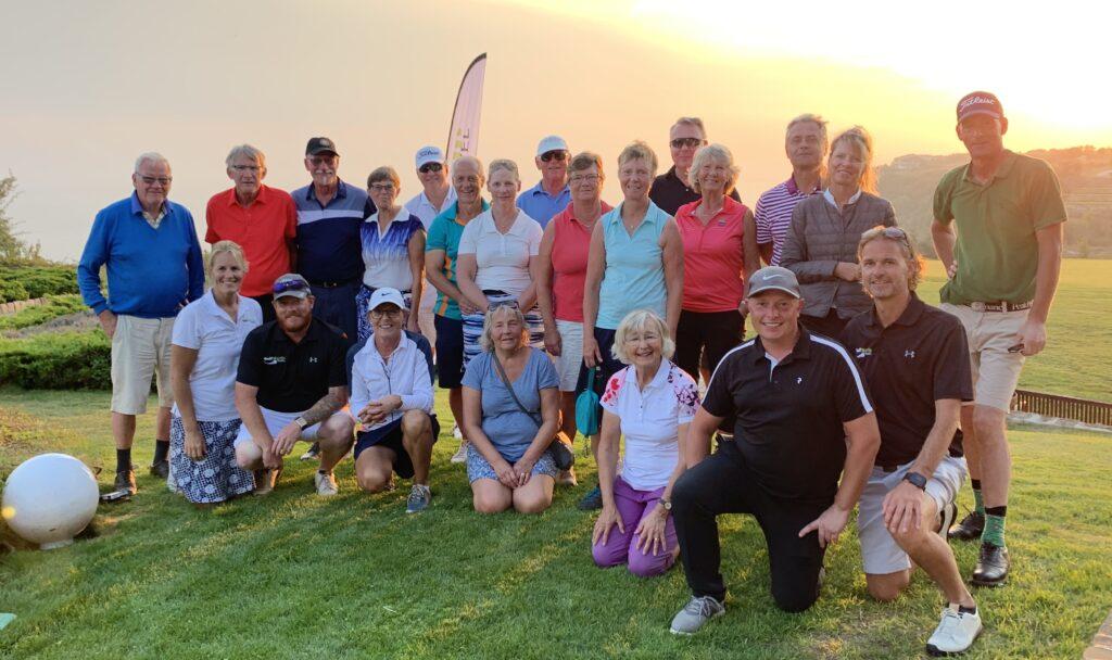 OneTravel golfskola